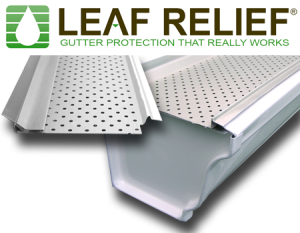 Knoxville Gutter Protection - Leaf Relief