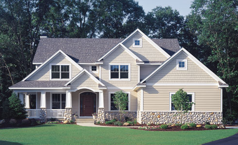 Knoxville Shakes and Shingles | North Knox Siding and Windows