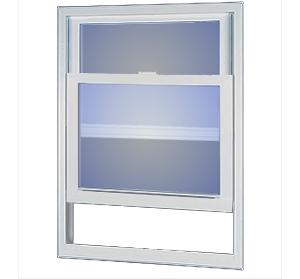 North Knox Single Hung Window