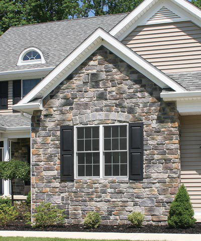 Knoxville Manufactured Stone North Knox Siding And Windows